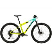 Trek Supercaliber 9.7 Miami Green / Volt Fade