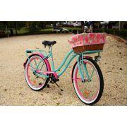 Kenzel Cruiser Aqua celeste/pink