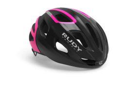 Rudy Project Strym Black/Pink Fluo