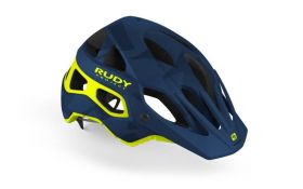Rudy Project Protera Blue Camo/Yellow Fluo
